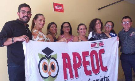 ARARIPE: APEOC EMPOSSA NOVA COMISSÃO MUNICIPAL
