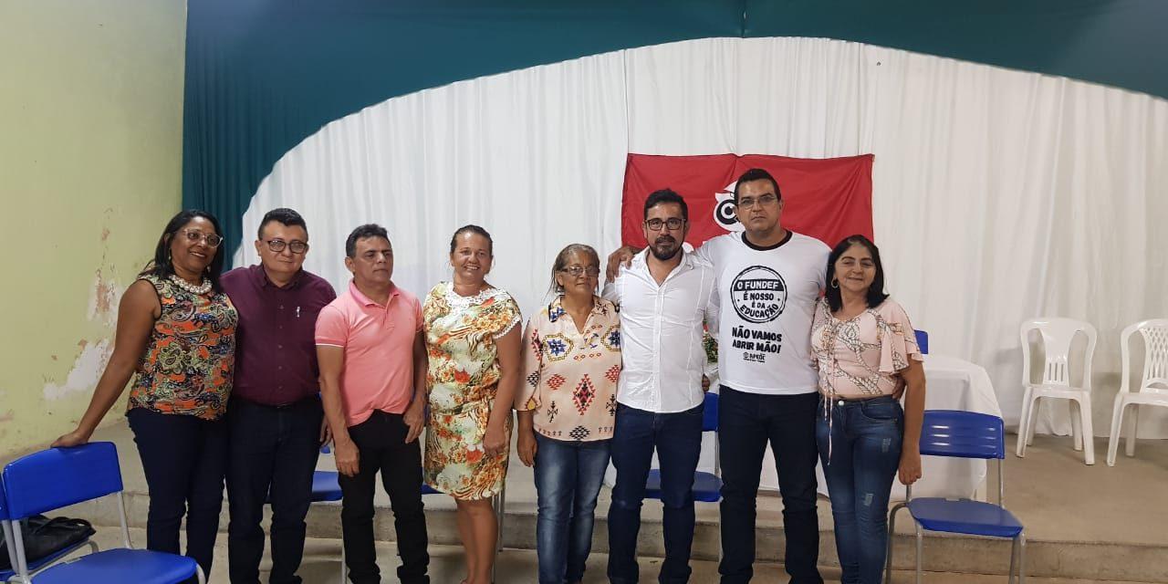 MILAGRES: APEOC EMPOSSA NOVA COMISSÃO MUNICIPAL