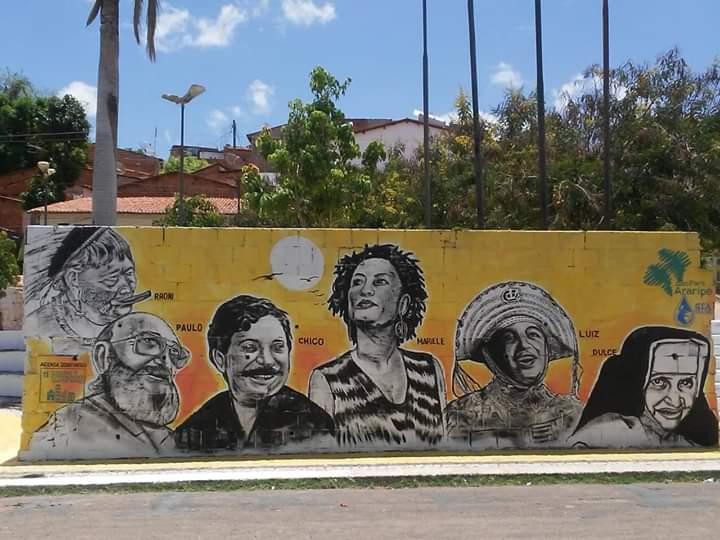 CARIRI: APEOC PARTICIPA DE ATO CONTRA A INTOLERÂNCIA