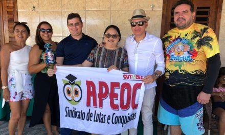 FORTIM: APEOC EMPOSSA NOVA COMISSÃO MUNICIPAL
