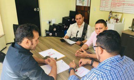 ICÓ: APEOC RECEBE OS PRESIDENTES DA COMISSÃO MUNICIPAL E SINDICATO DOS SERVIDORES