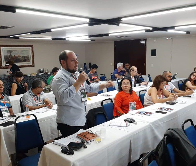 BRASÍLIA: APEOC PARTICIPA DE PLENÁRIA EXTRAORDINÁRIA DA CNTE E ATO NACIONAL