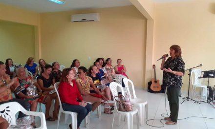 JAGUARUANA: APEOC REALIZA PLENÁRIA COM APOSENTADOS