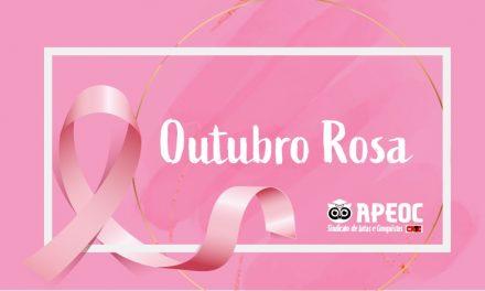OUTUBRO ROSA: MULHERES CONSCIENTES E COM SAÚDE
