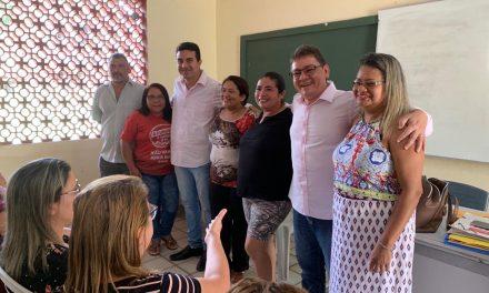 PALMÁCIA: APEOC REALIZA ELEIÇÃO DA NOVA COMISSÃO MUNICIPAL E DEBATE CALENDÁRIO DE LUTA