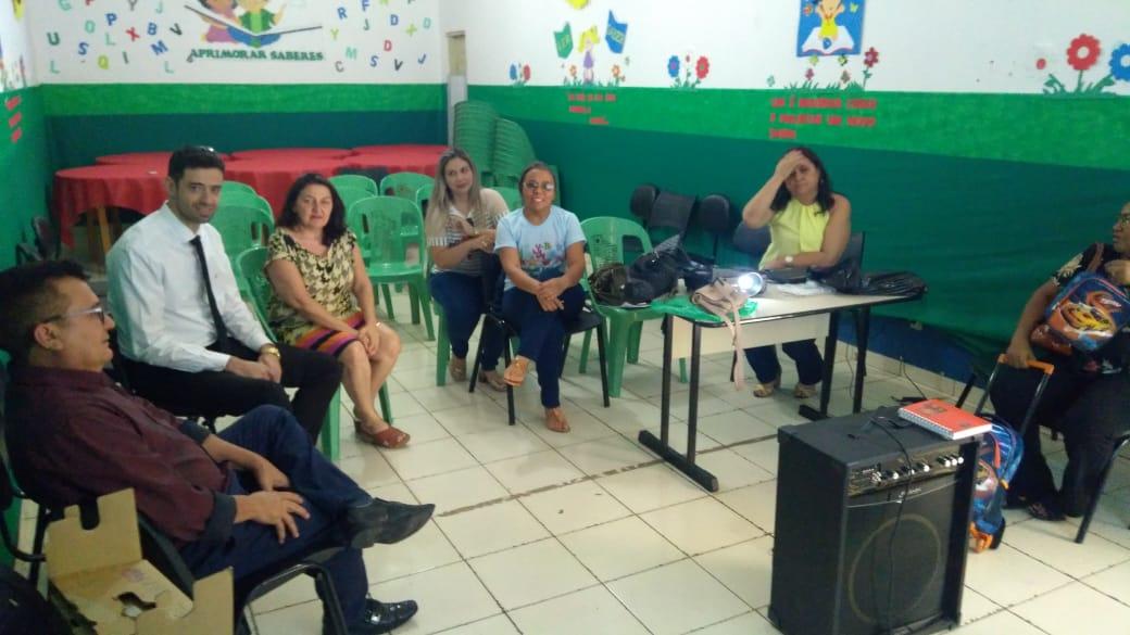 SABOEIRO: APEOC FAZ REUNIÃO DE FECHAMENTO PARA DIVULGAR LISTAGEM DE BENEFICÁRIOS DO PRECÁTORIO MUNICIPAL