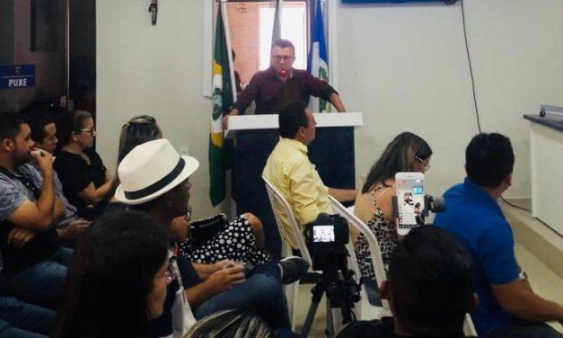 URUOCA: APEOC REAFIRMA EM SESSÃO NA CÂMARA MUNICIPAL A DEFESA DA CORRETA DESTINAÇÃO DO PRECATÓRIO