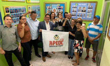 BOA VIAGEM: PROFESSOR REGINALDO PINHEIRO RECEBE TITULO DE CIDADÃO BOA VIAGENSE