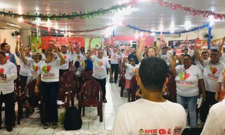 ENCONTRO ESTADUAL DA APEOC APROVA RESOLUÇÃO POLÍTICA E PAUTA DA EDUCAÇÃO 2020