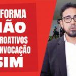 GOVERNADOR TENHA PRESSA EM RESOLVER NOSSAS PENDÊNCIAS E NÃO SE SUBMETA ÀS DEFORMAS DE BOLSONARO