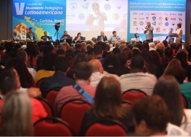 CURITIBA: APEOC PARTICIPA DE SEMANA INTENSA DE ATIVIDADES DA CNTE