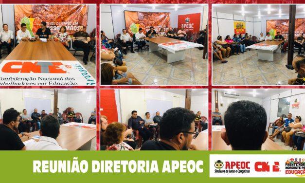 EXECUTIVA AMPLIADA DISCUTE FINANCIAMENTO DA EDUCAÇÃO E TRAÇA ESTRATÉGIAS PARA 2020