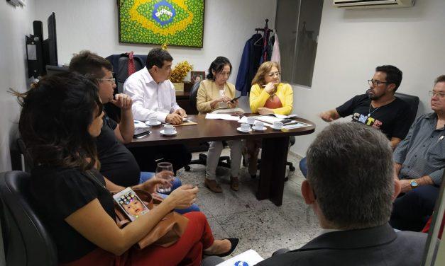 O POVO: SINDICATOS ARTICULAM ATOS CONTRA A REFORMA DA PREVIDÊNCIA DO CEARÁ