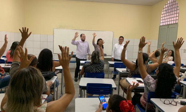 ACARAÚ: CATEGORIA APROVA PAUTA DE REIVINDICAÇÃO E REAJUSTE DE 12,84%