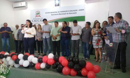 CAUCAIA: GARANTIDO REAJUSTE DE 12.84% PARA O MAGISTÉRIO