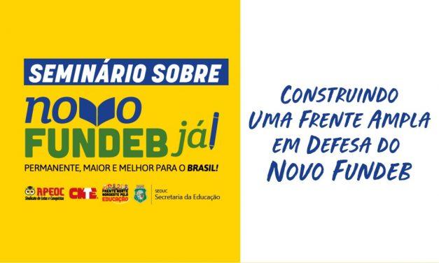 CICLO DE SEMINÁRIOS SOBRE NOVO FUNDEB