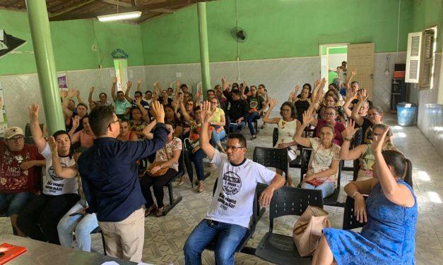 PALHANO: PROFESSORES NÃO ABREM MÃO DO REAJUSTE DE 12,84% DO PISO DO MAGISTÉRIO