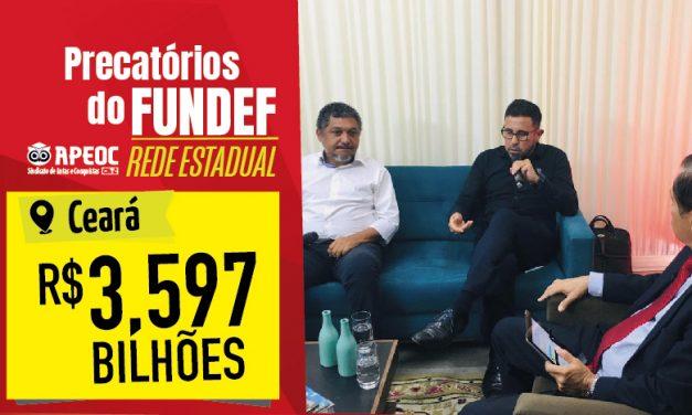 URGENTE: PRECATÓRIO DO FUNDEF DO CEARÁ PODERÁ SER DE 3,597 BILHÕES DE REAIS