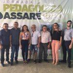 ASSARÉ: APEOC PARTICIPA DA JORNADA PEDAGÓGICA E COBRA PAUTA DA EDUCAÇÃO