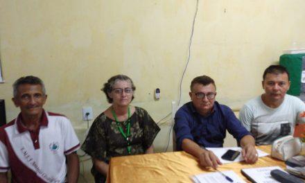 UMARI: APEOC EMPOSSA NOVA COMISSÃO MUNICIPAL