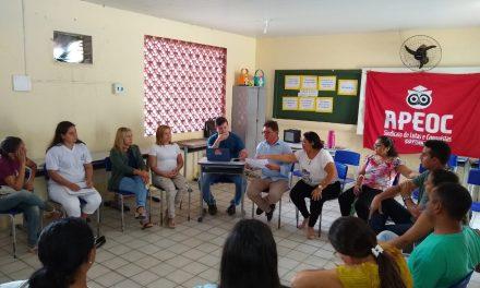 PALMÁCIA: APEOC CONQUISTA REAJUSTE DE 15% PARA PROFISSIONAIS DE TRANSPORTE ESCOLARES