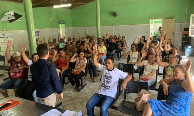 PALHANO: CATEGORIA CONQUISTA REAJUSTE DE 13%