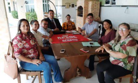 ACARAÚ: APEOC DEBATE CAMPANHA SALARIAL, MESA DE NEGOCIAÇÃO E MANDATO SINDICAL COM PREFEITURA