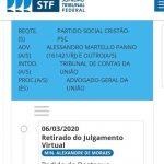 – URGENTE – VALEU NOSSA LUTA: STF SUSPENDE JULGAMENTO DA SUBVINCULAÇÃO DOS PRECATÓRIOS