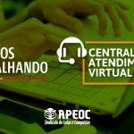 APEOC LANÇA CENTRAL DE ATENDIMENTO VIRTUAL