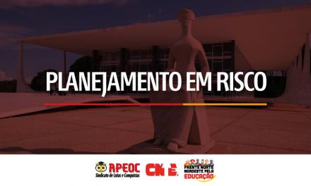 PLANEJAMENTO EM RISCO: STF MARCA JULGAMENTO SOBRE 1/3 DE EXTRACLASSE DO MAGISTÉRIO
