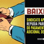 | BAIXIO: SINDICATO APEOC REPUDIA PARCELAMENTO DO PAGAMENTO DE ADICIONAL DE FÉRIAS