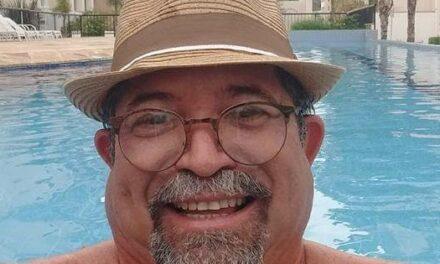 NOTA DE PESAR: PROFESSOR MARCOS VINÍCIUS DE CASTRO E SOUSA FILHO