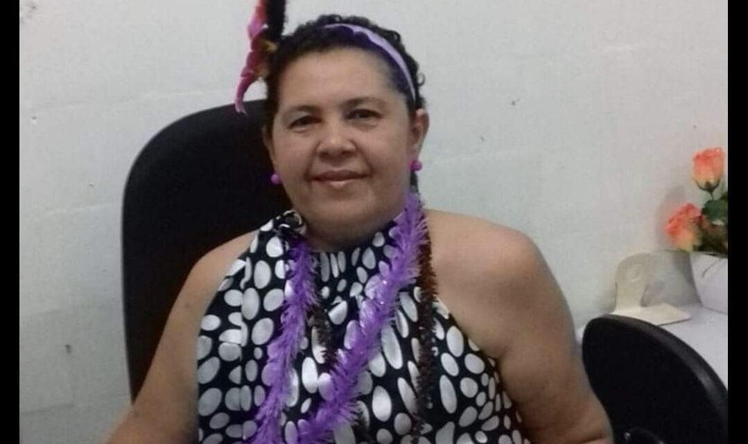 NOTA DE PESAR: GENECEUDA GOMES VITURIANO
