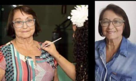 NOTA DE PESAR: PROFESSORA MARIA AMÉLIA