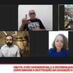 FRENTE N/NE CHAMA CATEGORIA PARA LUTAR CONTRA A PEC EMERGENCIAL E A DEFORMA ADMINISTRATIVA
