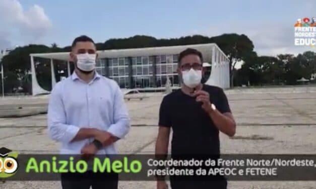 PLANTÃO DA EDUCAÇÃO EM BRASÍLIA – PRECATÓRIOS DO FUNDEF