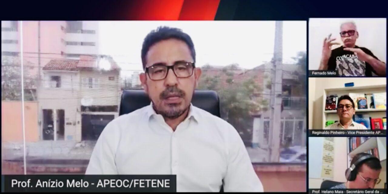 APEOC LANÇA PLATAFORMA DO PRECATÓRIO DO FUNDEF DA REDE ESTADUAL