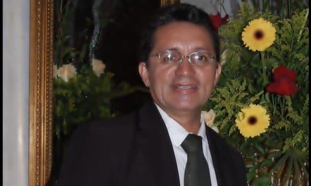 NOTA DE PESAR: PROFESSOR GÊNITO RIOS