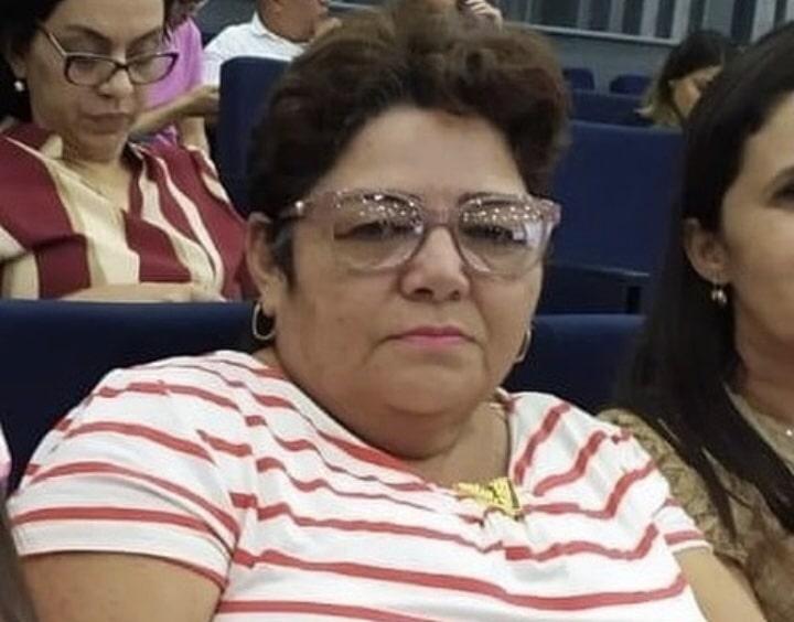 NOTA DE PESAR: MARIA ROSALINA LOPES