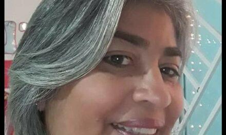 NOTA DE PESAR: VERÔNICA SANDREA LEITE MEDEIROS