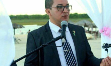 NOTA DE PESAR: PROFESSOR RICARDO FLORINDO