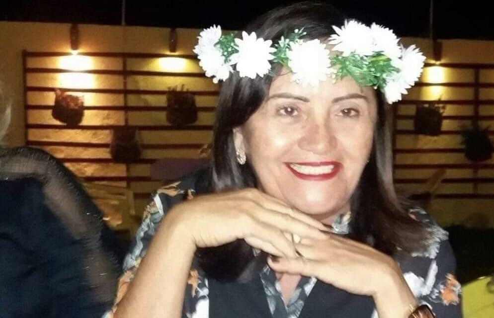 NOTA DE PESAR: LÚCIA MARIA LEITE