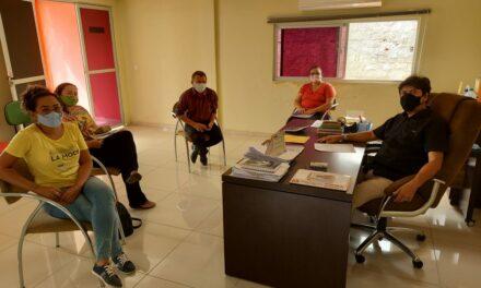 ARNEIROZ: EM REUNIÃO COM PREFEITO MONTEIRO FILHO, APEOC DEBATE PAUTAS DA CAMPANHA SALARIAL 2021