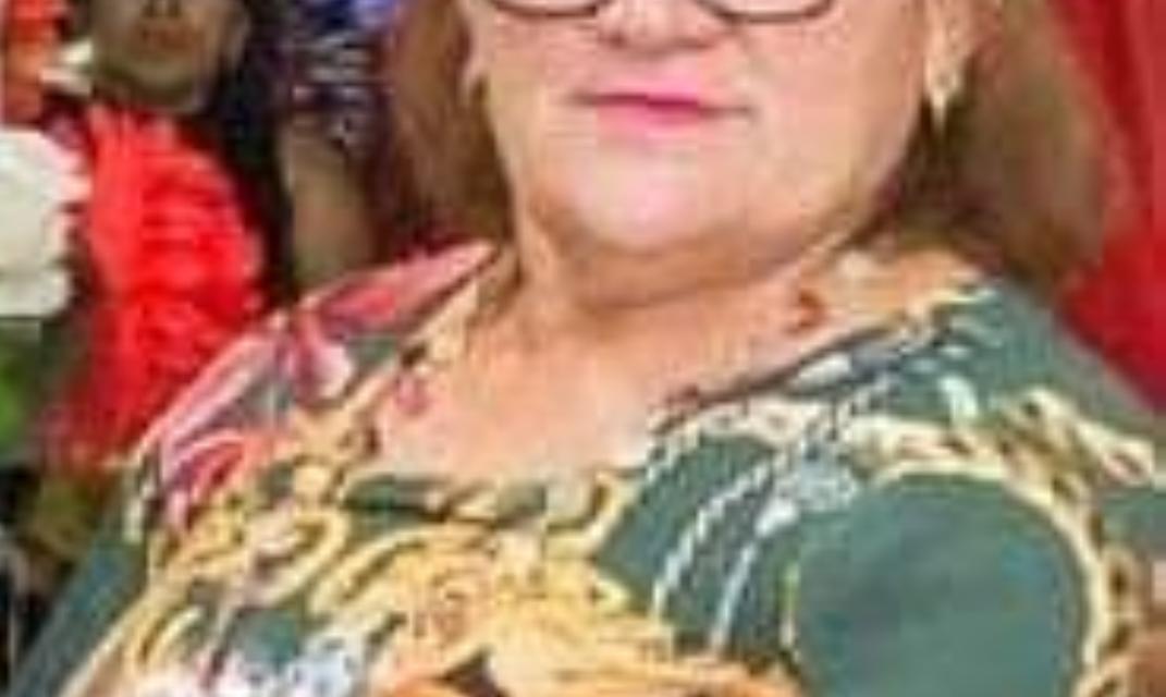 NOTA DE PESAR: PROFESSORA MARINETE RICARDO DA SILVA
