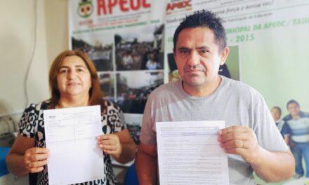 TAUÁ: APEOC DERRUBA COBRANÇA DE 14% DA PREVIDÊNCIA PARA PROFESSORES QUE RECEBEM ATÉ 3 SALÁRIOS