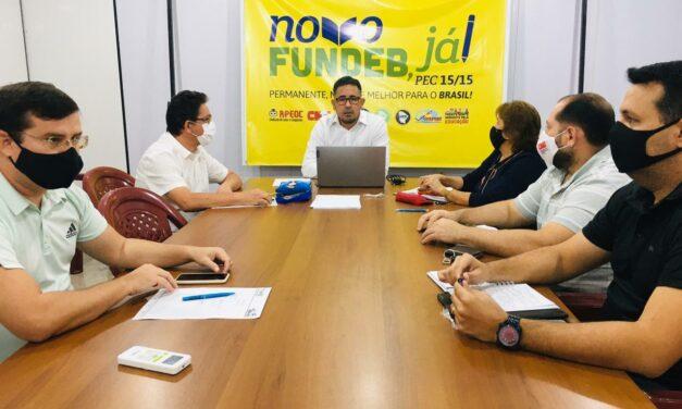 EXECUTIVA DELIBERA CONSTRUÇÃO DE PLANO DE LUTAS PARA O SEGUNDO SEMESTRE