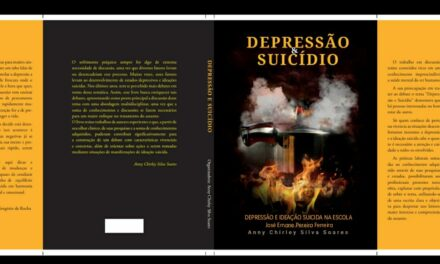 """LANÇAMENTO DO LIVRO """"DEPRESSÃO E SUICÍDIO"""""""