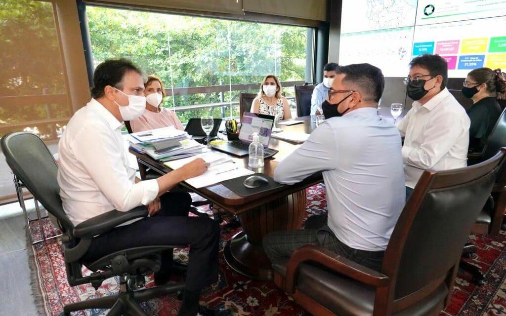 PRECATÓRIOS DO FUNDEF: GOVERNADOR SE COMPROMETE A DESTINAR 60% AO MAGISTÉRIO ESTADUAL MEDIANTE ACORDO JUDICIAL