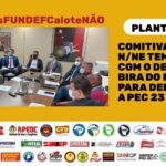 PLANTÃO NO DF | COMITIVA DA FRENTE N/NE TEM REUNIÃO COM O DEPUTADO BIRA DO PINDARÉ PARA DERROTAR A PEC 23