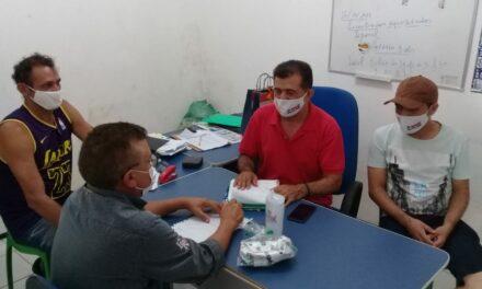PARACURU: COMISSÃO MUNICIPAL PLANEJA AÇÕES EM DEFESA DA CATEGORIA